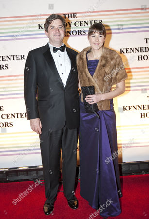 William Kennedy Smith and guest
