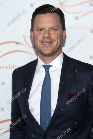 Editorial photo of 2021 Michael J. Fox Foundation Gala, New York, United States - 23 Oct 2021