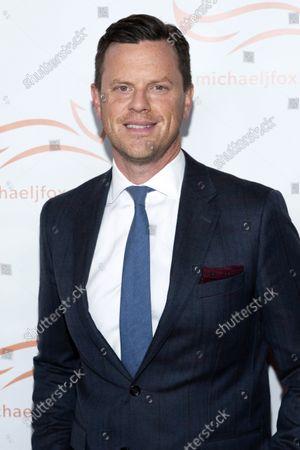 Editorial image of 2021 Michael J. Fox Foundation Gala, New York, United States - 23 Oct 2021
