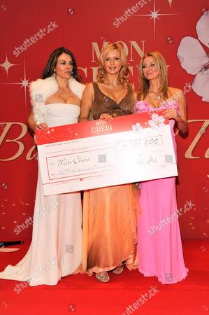 Editorial picture of Mon Cheri Barbara Day 2010 Charity Gala, Munich, Germany  - 04 Dec 2010