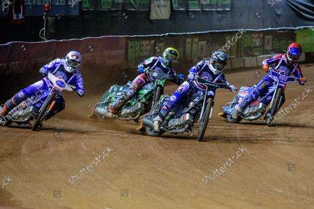 Editorial picture of SpeedwayPeter Craven Memorial Trophy 2021, Manchester, United Kingdom - 23 Oct 2021