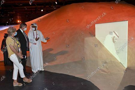 Editorial photo of Uae Dubai Expo 2020 Sunday, Dubai, United Arab Emirates - 24 Oct 2021