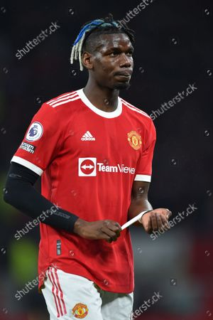Editorial picture of Manchester United vs Liverpool FC, United Kingdom - 24 Oct 2021