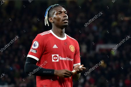 Editorial image of Soccer Premier League, Manchester, United Kingdom - 24 Oct 2021