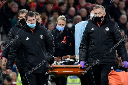 Editorial photo of Soccer Premier League, Manchester, United Kingdom - 24 Oct 2021