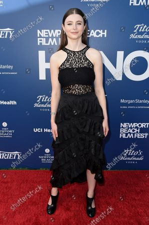 Editorial picture of 2021 Film Festival - Festival Honors, Newport Beach, United States - 24 Oct 2021