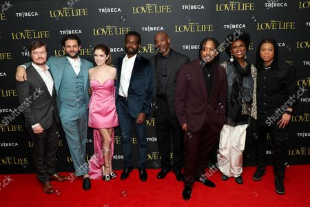 Editorial photo of HBO Max and Tribeca Fall Preview Present The Season Two Premiere of 'Love Life',DGA Theater, NYC,New York, - 24 Oct 2021
