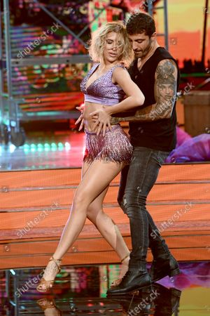 Editorial picture of 'Dancing with the Stars' TV Transmission, Series, 30, Episode 2, Rome, Italy - 23 Oct 2021