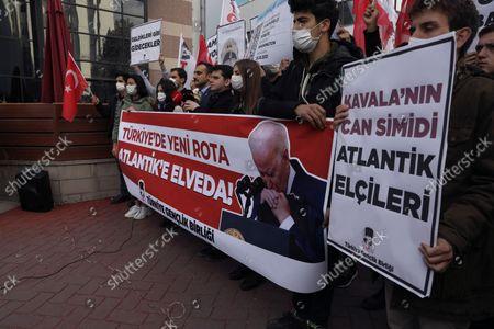 Editorial picture of Ambassador Crisis, Ankara, Turkey - 25 Oct 2021