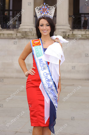 Amy Carrier, Miss Great Britain
