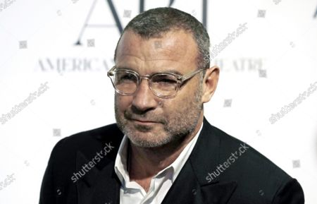 Actor Liev Schreiber  arrives on the red carpet at American Ballet Theatreâ€s Fall Gala at the David H. Koch Theater on Tuesday, October 26, 2021 in New York City.       .