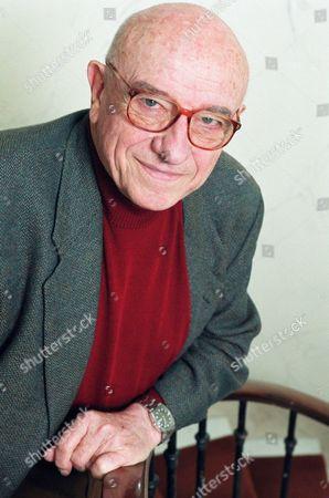 Stock Photo of Bernard Clavel
