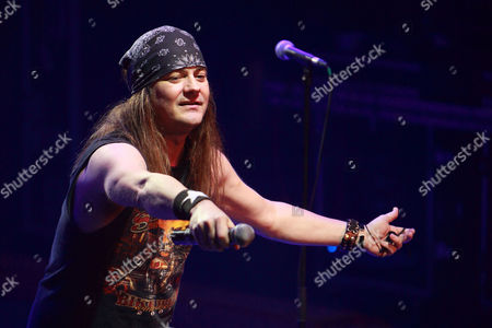 Editorial image of Skid Row in concert, Russia, Moscow - 04 Dec 2010
