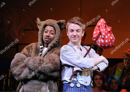 Editorial image of 'Dick Whittington and his Cat' pantomime at The Lyric Theatre, Hammersmith, London, Britain - 30 Nov 2010