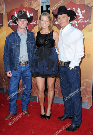 Justin McBride, Jewel and Ty Murray
