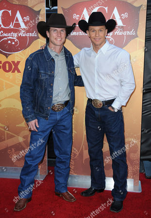 Justin McBride and Ty Murray