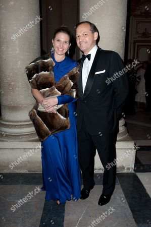 Editorial photo of Child Abuse Foundation Gala at the Palace of Versailles, France - 06 Dec 2010