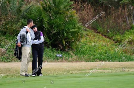 Editorial image of Ladies European Tour Pre-Qualifying School at La Manga, Spain  - 02 Dec 2010