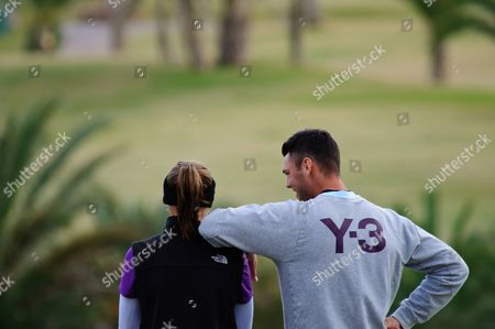 Editorial photo of Ladies European Tour Pre-Qualifying School at La Manga, Spain  - 02 Dec 2010