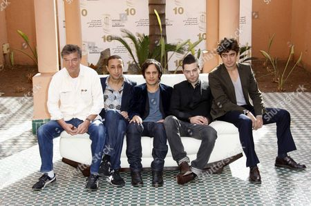Editorial image of Jury Photocall at the 10th International Marrakech Film Festival, Marrakech, Morocco - 04 Dec 2010