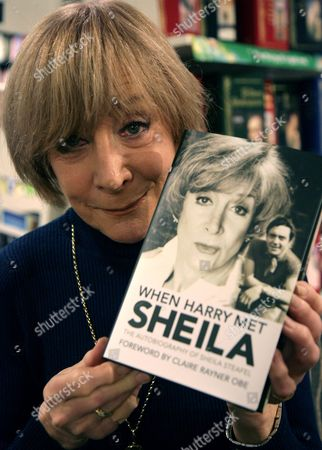 Stock Picture of Sheila Steafel