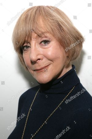 Editorial photo of Sheila Steafel promoting her autobiography 'When Harry Met Sheila,' Waterstones, Reading, Britain - 04 Dec 2010