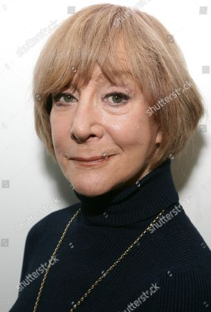 Editorial picture of Sheila Steafel promoting her autobiography 'When Harry Met Sheila,' Waterstones, Reading, Britain - 04 Dec 2010