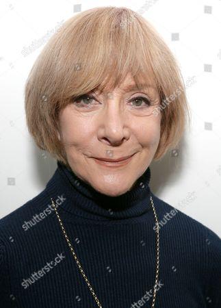 Editorial image of Sheila Steafel promoting her autobiography 'When Harry Met Sheila,' Waterstones, Reading, Britain - 04 Dec 2010