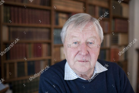 Editorial image of Toby Blackwell at home near Oxford, Britain - 02 Dec 2010