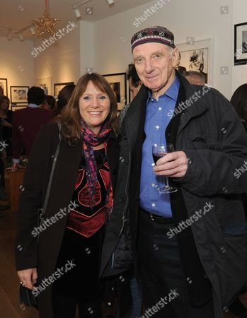 Editorial picture of Richard Young Gallery Christmas Party, London, Britain - 07 Dec 2010