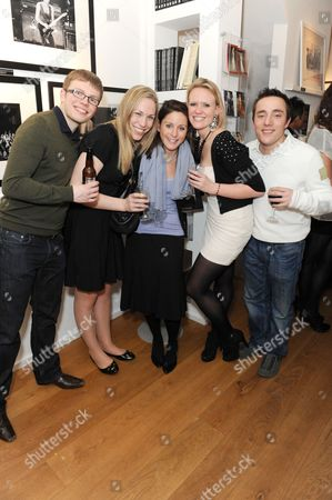 Stock Picture of Phil Gregory, Eliza Glock, Colette Manches, Michelle Boynton and Andrew Manches