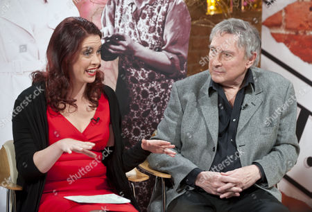 Stock Image of Sharon Marshall and Mark Eden