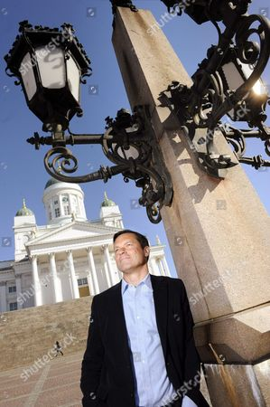 Editorial picture of Marten G Mickos in Helsinki, Finland - 20 Apr 2010