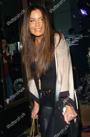 Editorial image of Terence Trout 2011 Collection launch party, London, Britain - 08 Dec 2010