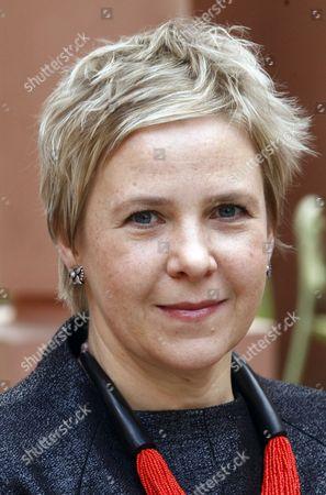 Stock Image of Director Sophie Schoukens