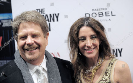 John Wells and Claire Rudnick Polstein