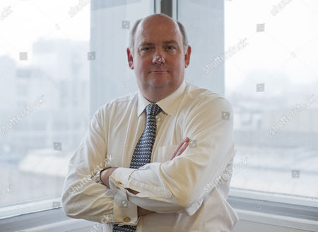 Editorial photo of Richard Cousins, Chief Executive Officer of the Compass Group, Britain - 11 Nov 2010