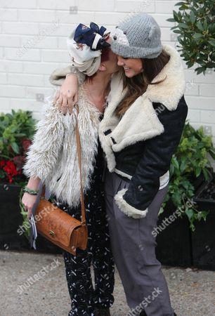 Stock Picture of Belle Amie - Rebecca Creighton and Geneva Lane