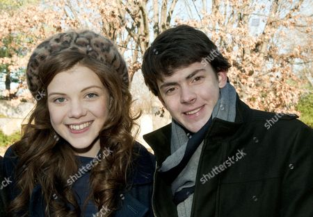 Editorial picture of 'Chronicles of Narnia' stars at a press conference at the National Zoo in Washington DC, America - 09 Dec 2010