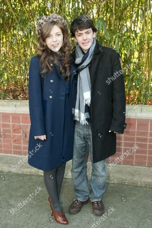 Editorial photo of 'Chronicles of Narnia' stars at a press conference at the National Zoo in Washington DC, America - 09 Dec 2010