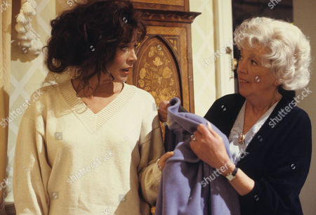 Stock Picture of Lesley Anne Down as Anne Kingston Rossdale and Fanny Carby as Smitty
