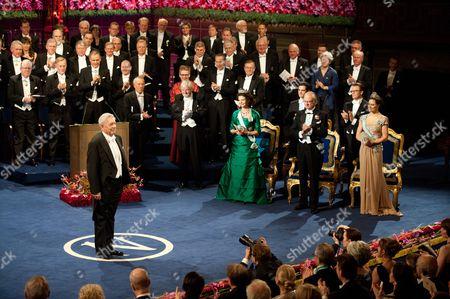Editorial picture of Nobel Prize Ceremony, Stockholm, Sweden - 10 Dec 2010