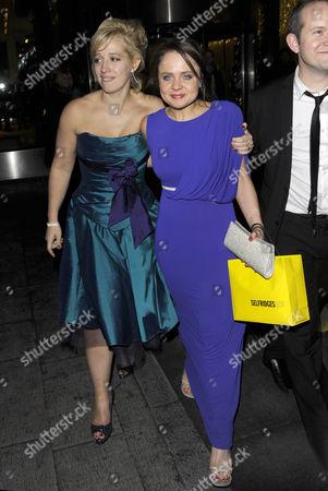 Katy Cavanagh and Vicky Binns