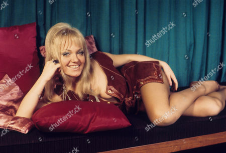 Editorial photo of Suzanne Vasey, Actress and model. - 1970