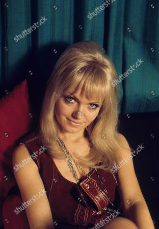 Editorial picture of Suzanne Vasey, Actress and model. - 1970