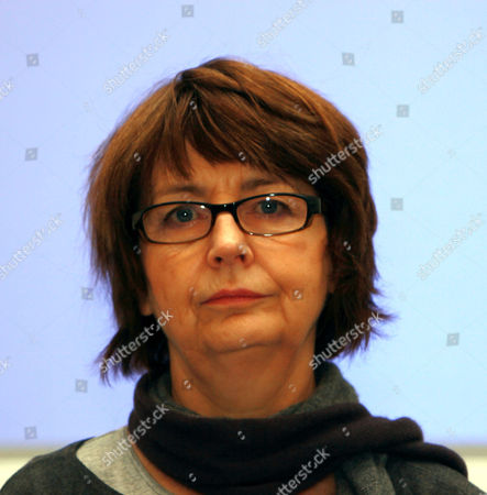 Stock Image of Kay Carberry, TUC Assistant General Secretary