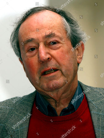 Stock Picture of Sir Geoffrey Bindman