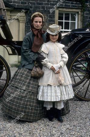 Christine Kavanagh as Rosina Lagrange and Samantha Glenn as Young Annabella