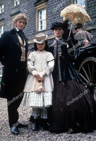 Nigel Havers as Edmund Lagrange, Samantha Glenn as Young Annabella and Christine Kavanagh as Rosina Lagrange