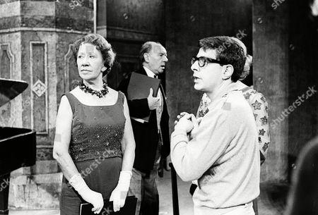 Flora Robson and Ralph Richardson